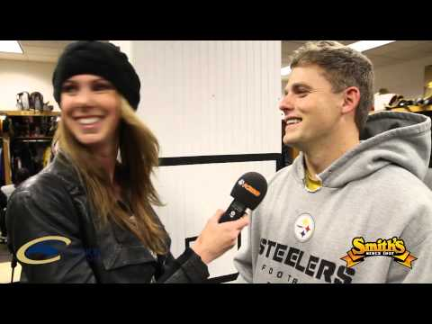 Ask the Steelers with Tall Cathy - Shaun Suisham