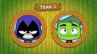 """Teen Titans Go! - """"Pure Protein"""" (clip #2)"""