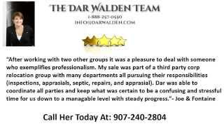 Dar Walden Reviews - Anchorage Top Real Estate Agent - Call 907-240-2804