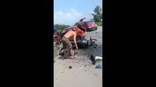 Челябинск Мото Авария