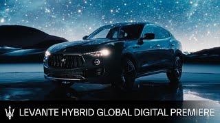 [오피셜] The New Maserati Levante Hybrid Global Digital Premiere