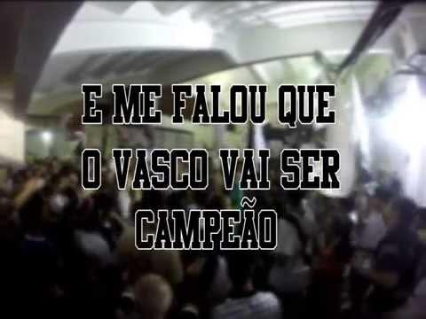"""""""Cigana Louca"""" Barra: Guerreiros do Almirante • Club: Vasco da Gama"""