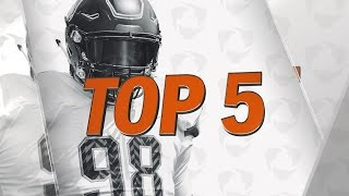 Hudl Top 5 ​ National Signing Day 2016