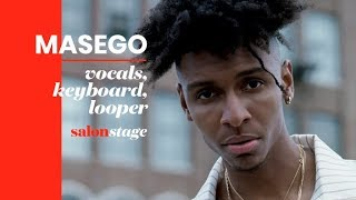 """""""TrapHouseJazz"""" Artist Masego Performs """"Navajo"""" And """"Lady Lady"""" On """"Salon Stage"""""""