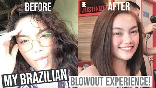 MY BRAZILIAN BLOWOUT EXPERIENCE! (ft. Hectorized Salon & Spa) (Philippines) | Mara Adriano