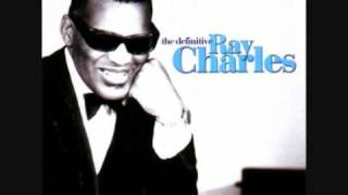 Ray Charles - Drown In My Own Tears