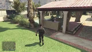 La vida de un policía #1-omega roleplay