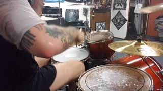 Every Time I Die - The Great Secret (Drum Cover)
