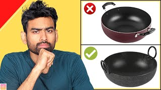 10 Cookwares in India Ranked from Worst to Best