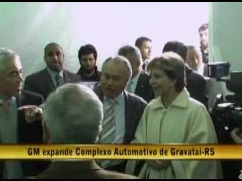 13.06.10 - Opinião Livre -  GM expande Complexo Automotivo de Gravataí-RS parte 3 de 8.mp4