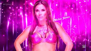 "Mickie James 2nd WWE Theme Song   ""Obsession"" With Arena Effects"