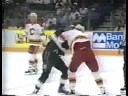 Craig Berube vs. Marty McSorley