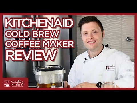KitchenAid Cold Brew Coffee Maker Review by Chef Austin