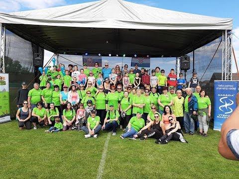 Na kolesách proti rakovine vo Vysokej pri Morave