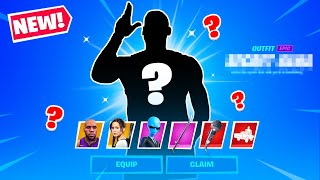 It's *ACTUALLY* happening...! (Fortnite ICON Skin)