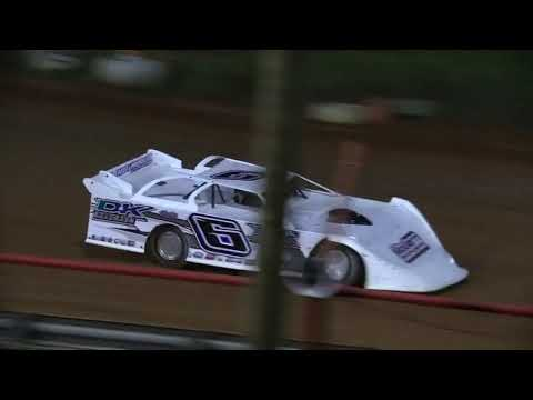 602 Late Model feature Tri County Speedway 10-19-19