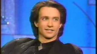 Bronson Pinchot on Arsenio Hall - 1/11/90 pt. 1