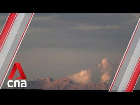 New Zealand's White Island volcano erupts