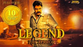 Legend The Terror Hindi Dubbed 2020 New Movie | Simha Hindi Dubbed Action Movie
