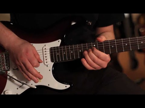 Yamaha Pacifica 112 – The Ultimate Beginners Guitar Demo