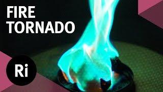 A Flame Tornado!