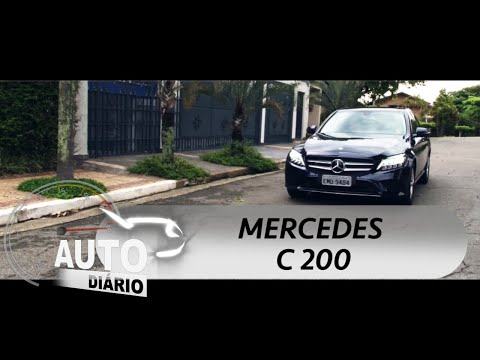 Desvendamos o Mercedes C200 EQ Boost
