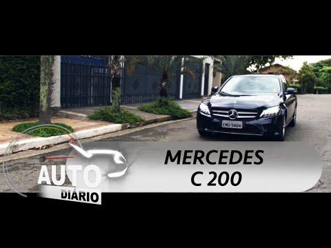 Desvendamos o Mercedes C200 EQ Boost