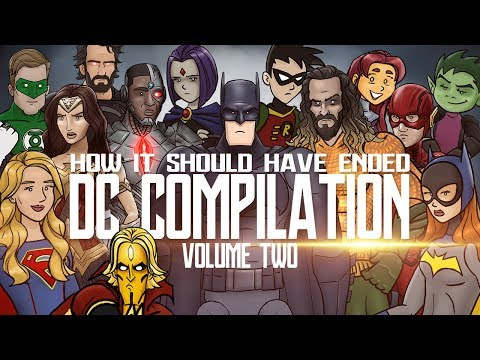 The DC HISHE Compilation: Volume TWO