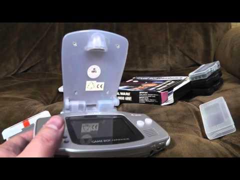 Game Boy Advance Extravaganza | Ashens