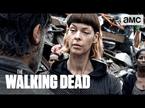 The Walking Dead 8.06 (Preview)