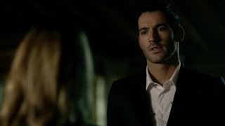 "Lucifer | 1x11 - Chloe and Lucifer   ""You make me vulnerable"""