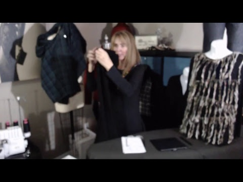 Video Silhouette Patterns 40 Fall Fashion Forecast Mp40 Bos Delectable Silhouette Patterns Youtube