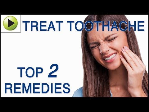 Video Tooth Ache - Natural Ayurvedic Home Remedies