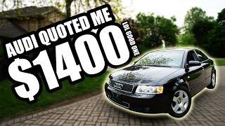 I SAVED MYSELF OVER $1200 BY DOING IT MYSELF