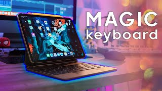 Apple iPad Pro Magic Keyboard Review: Almost Perfect