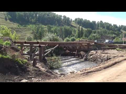 Ремонт Чуракаевского моста - на контроле