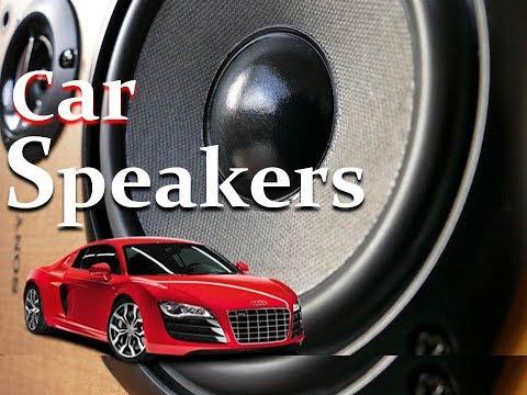 10 Best Car Speakers 2018 – Car Audio Speaker Review