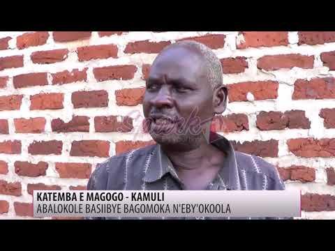 Ab'eyita abalokole bakoze katemba nga bakwata kyebayise eby'okoola
