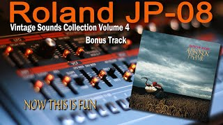 Roland JP-08 Demo Depeche Mode Now This Is Fun