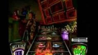 Custom Guitar Hero 2 Dog Fashion Disco - Rapist Eyes