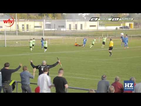 FC Härtsfeld - SV Germania Fachsenfeld: Die Zusammenfassung des Spiels