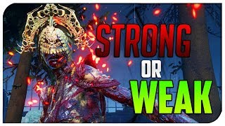 """Dead By Daylight - Is """"The Plague"""" Weak or Strong? - DBD Discussion"""
