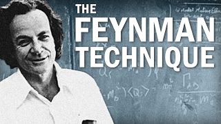 How to Learn Faster with the Feynman Technique (Example Included)