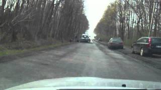 preview picture of video 'Łaziska Górne; Pstrowskiego;12.04.2011'