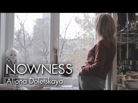 """""""In Conversation with Aliona Doletskaya"""" by Leigh Johnson"""