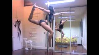 Pole Practice 2 to Def Leppard