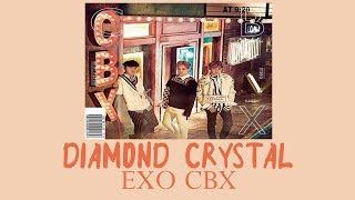 EXO CBX (첸백시) - Diamond Crystal [Kan/Rom/Eng Lyrics]