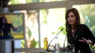 21 De DIC Reunión Del Partido Justicialista En Olivos Cristina Fernández De Kirchner