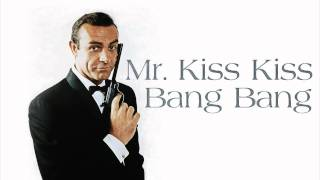 John Barry ~ Mr. Kiss Kiss Bang Bang - Dionne Warwick