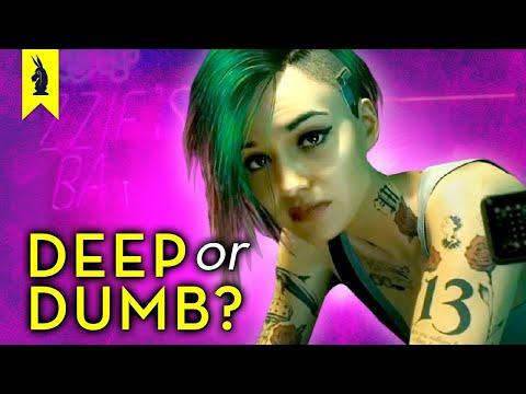 Cyberpunk 2077: Is It Deep or Dumb?